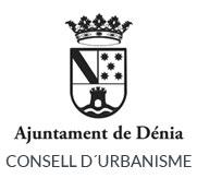 Consell d'Urbanisme de Dénia