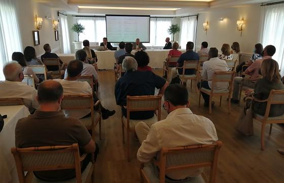 Asamblea General de CEDMA. Intervención del Presidente.