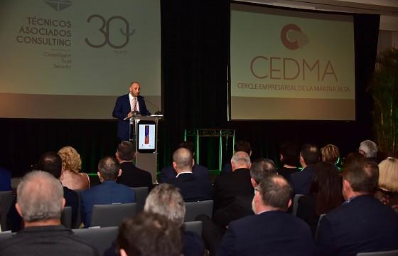 Gala de los Premios CEDMA. Discurso del Presidente.