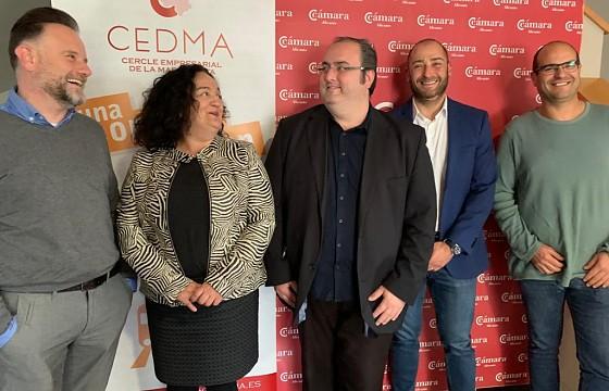 Los comerciantes de Dénia, Gata de Gorgos y El Verger, entran en CEDMA